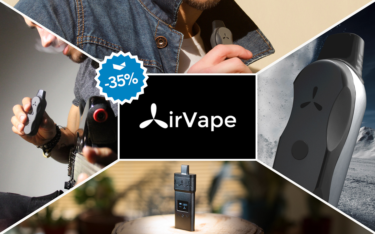 airvape discounts on Black Friday and Cyber Monday