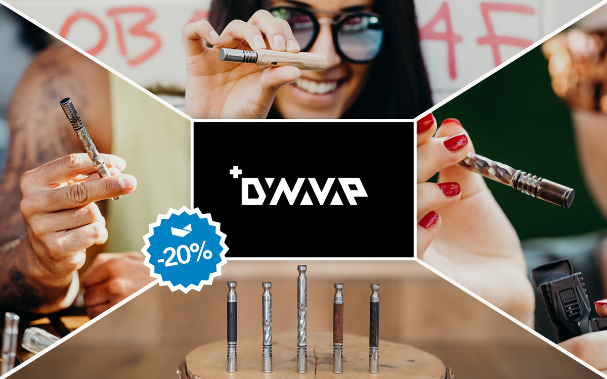 DynaVap discounts on Black Friday and Cyber Monday