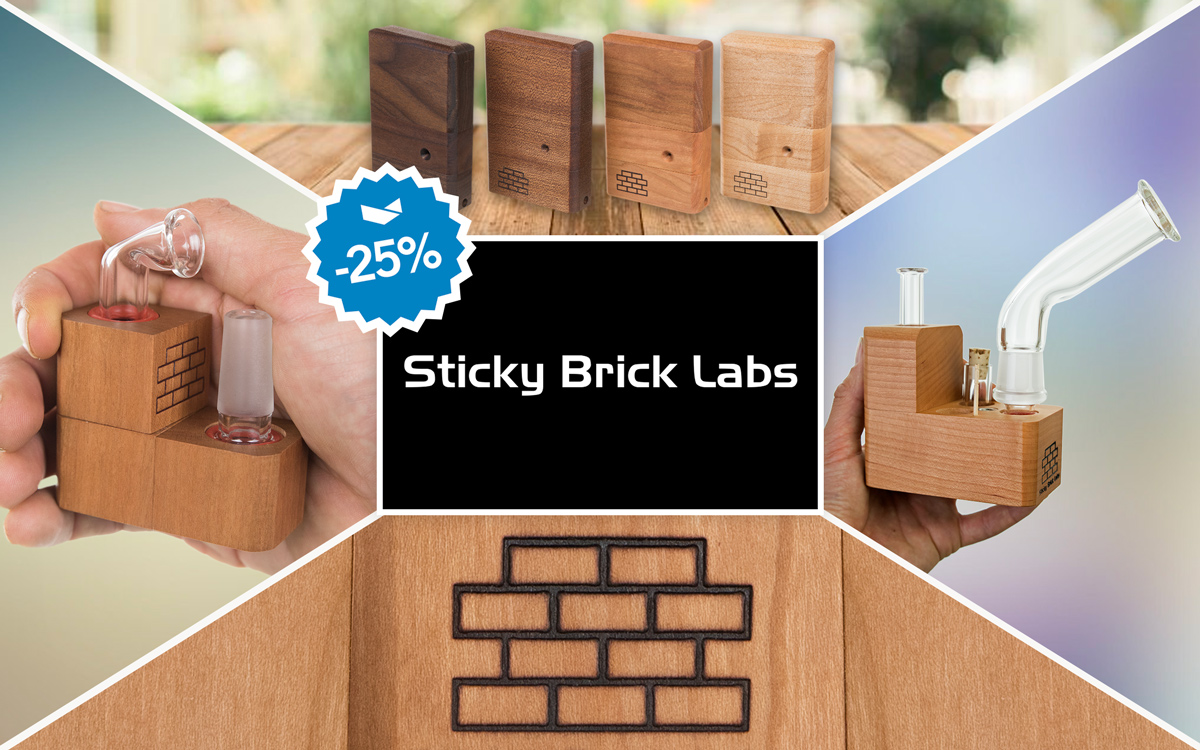 Sticky Brick discounts on Black Friday and Cyber Monday