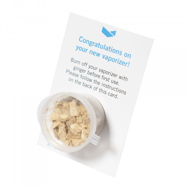 Free Ginger Sample