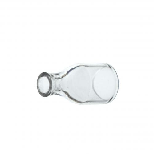 Vaponic glass mouthpiece